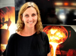 Marina Giacopinelli, Managing Director, Fundigex Casting & Foundry Suppliers from Spain, Leioa, Spanien